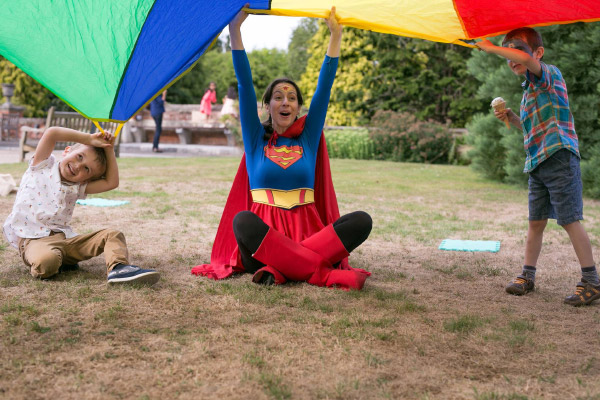 Welcome to Maisy's Children's Parties - building confidence through play